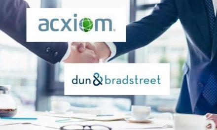 Acxiom and Dun & Bradstreet in Partnership