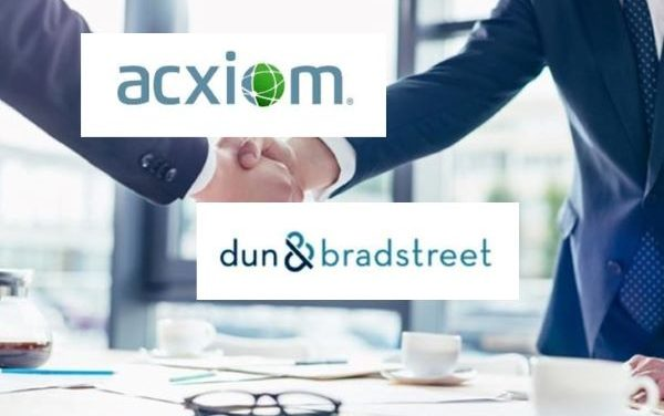 Acxiom and Dun & Bradstreet in Partnership