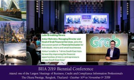 BIIA 2019 BIENNIAL CONFERENCE BANGKOK, THAILAND OCTOBER 30 TO NOVEMBER 1, 2019