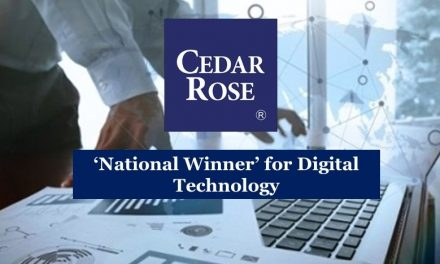 BIIA Member CEDAR ROSE Named 'National Winner' in Prestigious European Competition