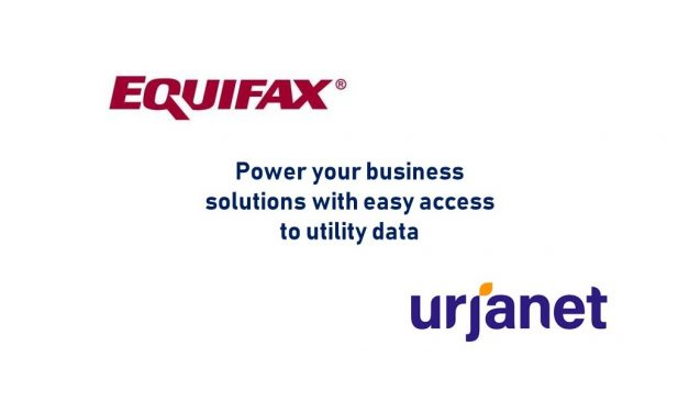 Equifax in Worldwide Partnership with Urjanet on Alternative Data