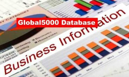 Global 5000: News from the World's Smallest Database of the 5000 Largest Companies