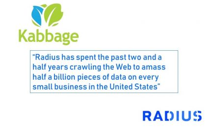 Kabbage Acquires Radius Intelligence