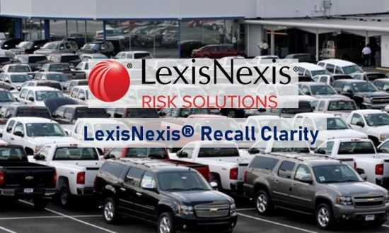 LexisNexis Risk Solutions Introduces Recall Clarity
