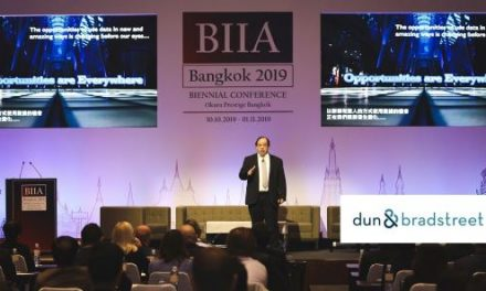 Dun & Bradstreet's Dr. Anthony Scriffignano Delivers Opening Keynote on AI at BIIA 2019 Biennial Conference