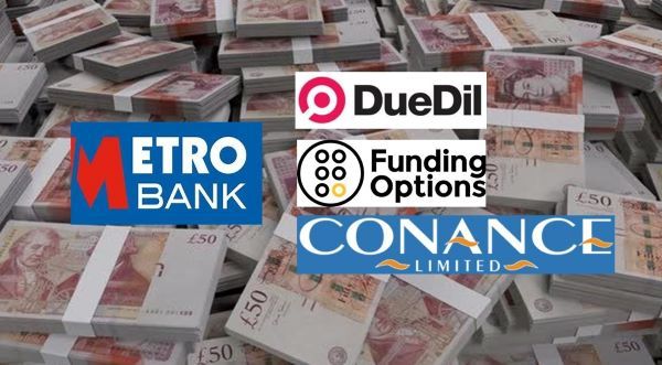 DueDil in Partnership with UK's Metro Bank