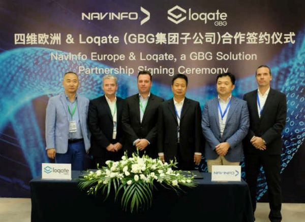 GBG Solution Loqate Announces Global Partnership with NavInfo Europe
