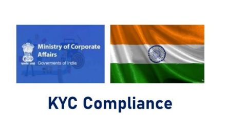 Indian Ministry of Corporate Affairs Gives Window for Inactive Firms to Update KYC Details