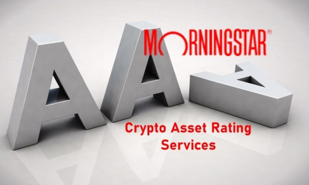 Morningstar To Become Crypto Rating Agency