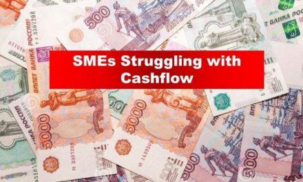 Financial Inclusion Shortfalls: One in Three SMEs Struggling with Cashflow