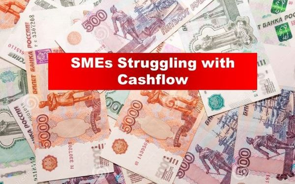 Financial Inclusion Shortfalls:  One in Three SMEs Struggling with Cashflow