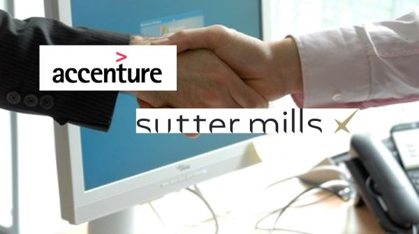 Accenture Announces Acquisition of French Data Marketing Firm Sutter Mills