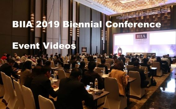 BIIA 2019 Biennial Conference