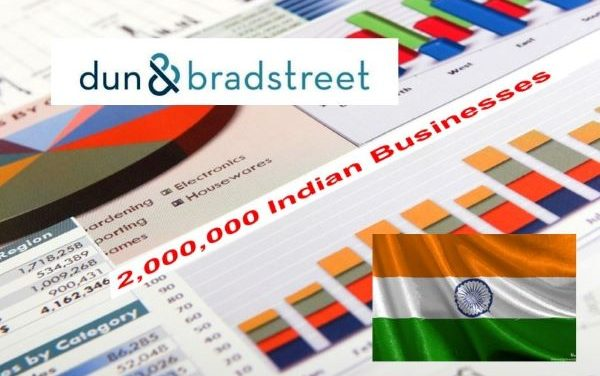 Dun and Bradstreet Launches First-of-its-kind Cloud Database Repository on Indian Businesses