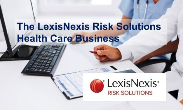 LexisNexis Risk Solutions Earns Acclaim from Frost & Sullivan for Employing an Advanced Data Analytics Architectureto Aid Healthcare Decision-making