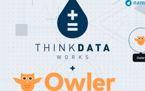 Owler in Partnership with ThinkData