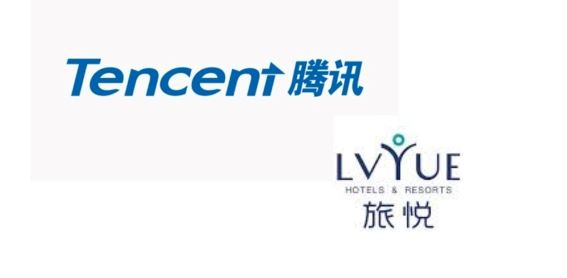 Tencent Makes Strategic Investment in Lvyue Hotel Management System