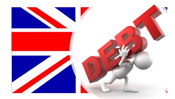 UK Credit Climate: Household Debt has Increased by a Third Since 2010