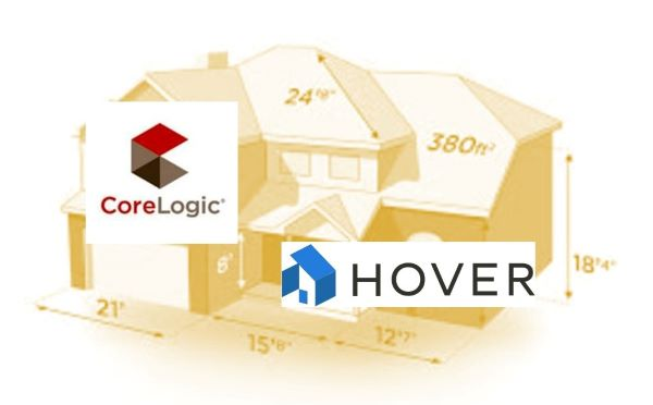 Corelogic Integrates Hover Property Measurement and 3D Technology into Underwriting Platform