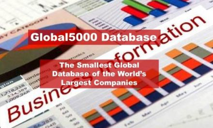 Global5000 – An Update on the 5,000 Largest Companies