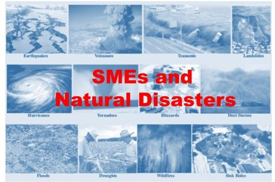 Business Insights: How to Protect Your SME Business from a Natural Disaster