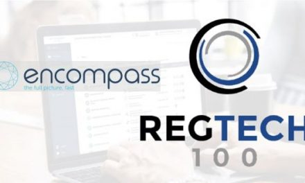 Encompass named in RegTech 100 List for 2020