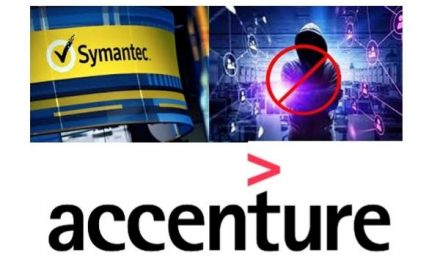 Accenture to Buy Symantec's Cyber Security Services business