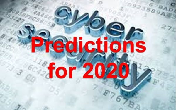 Cyber Security 2020 – Some Other Predictions
