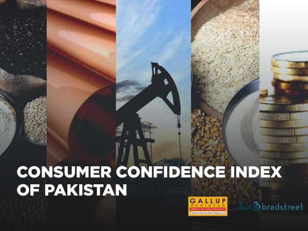 Gallup and Dun & Bradstreet to Publish Consumer Confidence Index of Pakistan