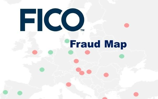 FICO Fraud Map Shows UK Card Fraud Losses Hit Record £671 Million in 2018