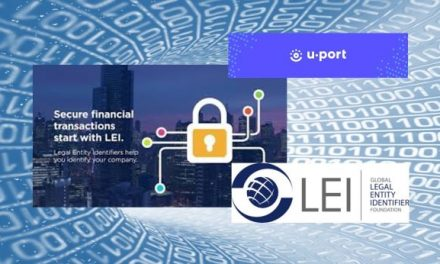 GLEIF & uPort Test Verified Data Exchange in Financial and Commercial Transactions