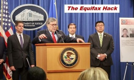Equifax Hack:  US Department of Justice Charges Four Members of the Chinese Military