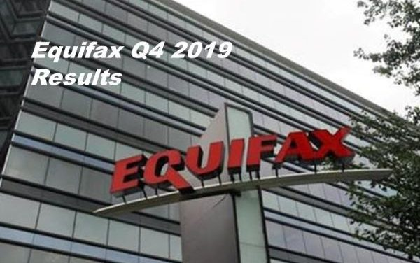 Equifax Q4 2019 Revenue Up 8%, Full Year Up 3%