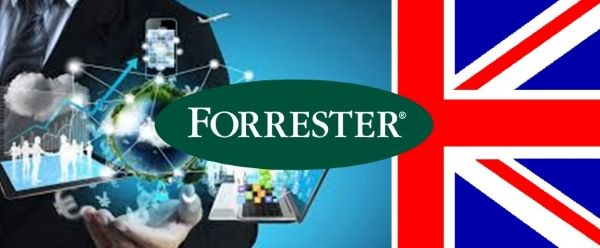 Forrester Report Predicts Negative Growth Rate for UK Tech Market