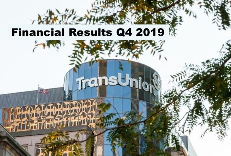 TransUnion Q4 2019 Revenue Up 12% – Full Year Up 16%