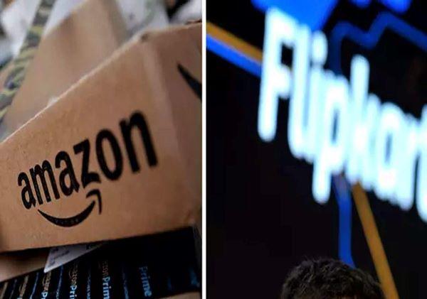 eCommerce in India: Traders Ask Court for Amazon, Flipkart Antitrust Probe Restart