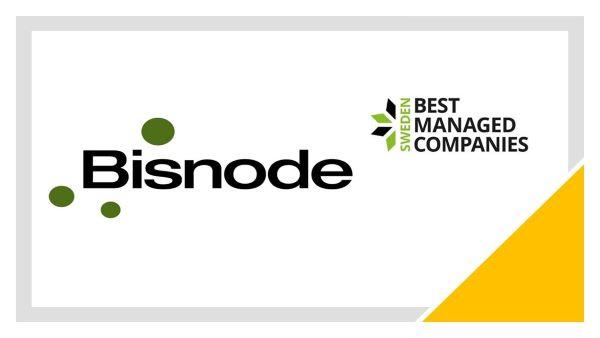 Bisnode Once Again Designated One of Sweden's Best Managed Companies