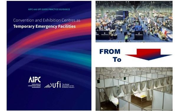 AIPC and UFI have released a second guide to Convention and Exhibition Centres managing COVID-19 consequences.