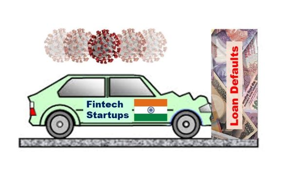 COVID-19:  Indian Fintechs are Facing Bleak Future
