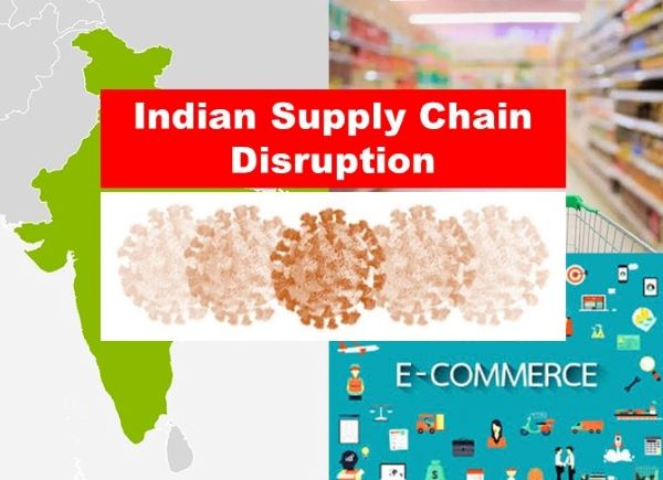COVID-19 Impact on India's E-commerce Supply Chain