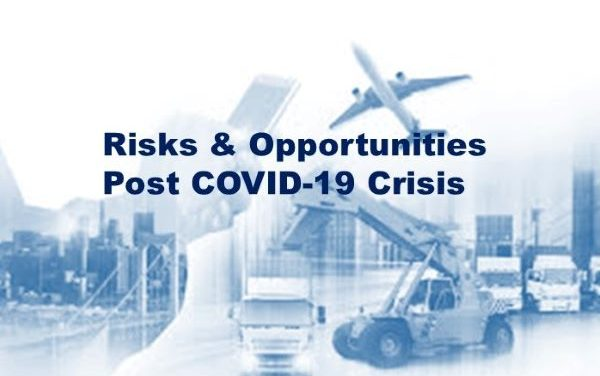 The Four Phases of the Covid Crisis: Supply Chain Sustainability and Resilience