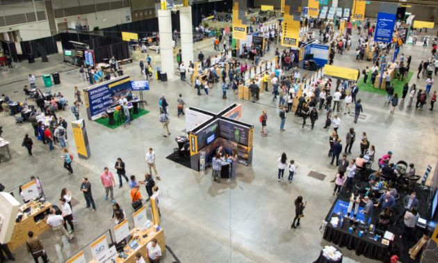 New Technologies Drive Trade Show Marketing Productivity