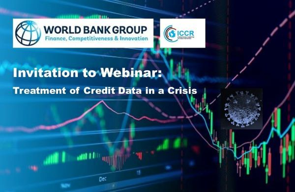 Treatment of Credit Data in a Crisis: Practical Considerations and Challenges