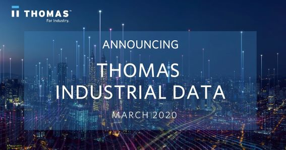 Thomas Launches New Division, Thomas Industrial Data, the First Source for Industry & Supply Chain Trends