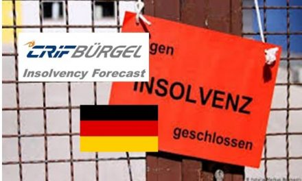 CRIF Study:  Germany Headed for 54% Surge in Insolvencies
