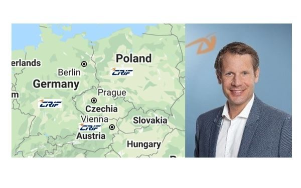 CRIF Appoints Dr.Frank Schlein as New CEO of Business Region Germany, Austria and Poland