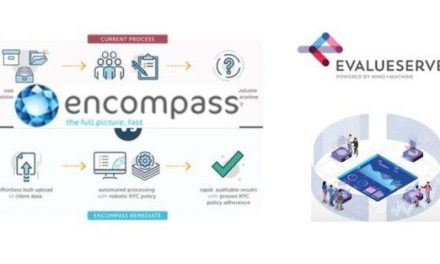 Evalueserve Partners with Encompass to Provide Modular Automation in KYC