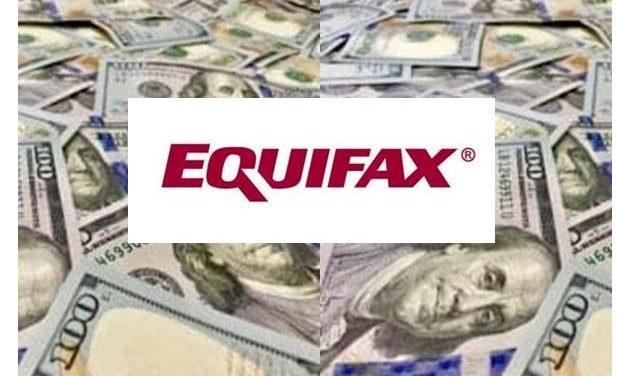 Equifax Raises US$1 Billion