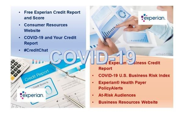 Experian Reaffirms Commitment to Help Consumers, Businesses and the Community During COVID-19 Pandemic