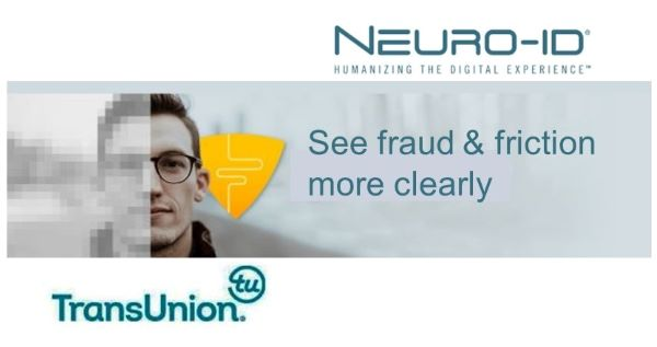 TransUnion and Neuro-ID Announce Partnership